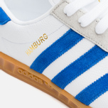 Кроссовки adidas Originals x size? Hamburg White/Blue/Gum фото- 6
