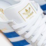 Кроссовки adidas Originals x size? Hamburg White/Blue/Gum фото- 7