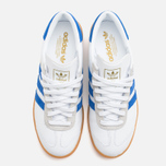 Кроссовки adidas Originals x size? Hamburg White/Blue/Gum фото- 4