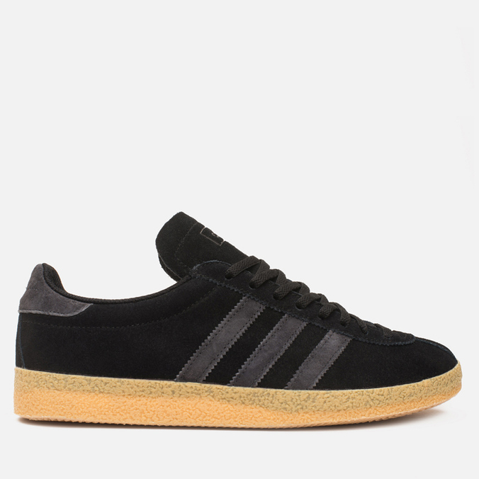adidas Originals x size? Topanga Sneakers Black/Grey