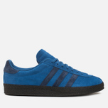 adidas Originals x size? Topanga Sneakers Marine/Black photo- 0