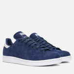 Мужские кроссовки adidas Originals x White Mountaineering Stan Smith Blue фото- 1