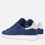 Мужские кроссовки adidas Originals x White Mountaineering Stan Smith Blue фото- 2