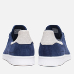 Мужские кроссовки adidas Originals x White Mountaineering Stan Smith Blue фото- 3