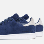 Мужские кроссовки adidas Originals x White Mountaineering Stan Smith Blue фото- 7