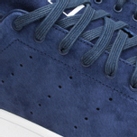 Мужские кроссовки adidas Originals x White Mountaineering Stan Smith Blue фото- 5