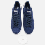 Мужские кроссовки adidas Originals x White Mountaineering Stan Smith Blue фото- 4