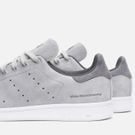 Кроссовки adidas Originals x White Mountaineering Stan Smith Grey фото- 7