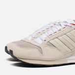 Мужские кроссовки adidas Originals & The Heartbreakers ZX 500 Mid Run White/Color Red фото- 5