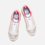 Мужские кроссовки adidas Originals & The Heartbreakers ZX 500 Mid Run White/Color Red фото- 4