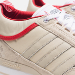Мужские кроссовки adidas Originals & The Heartbreakers ZX 500 Mid Run White/Color Red фото- 7