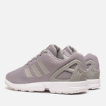 Мужские кроссовки adidas Originals ZX Flux Aluminium/White фото- 2
