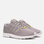 adidas Originals ZX Flux Aluminium/White photo- 1