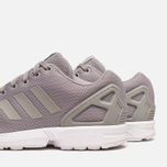 adidas Originals ZX Flux Aluminium/White photo- 6