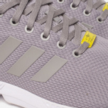 adidas Originals ZX Flux Aluminium/White photo- 7