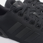 Мужские кроссовки adidas Originals ZX Flux Black/White фото- 7