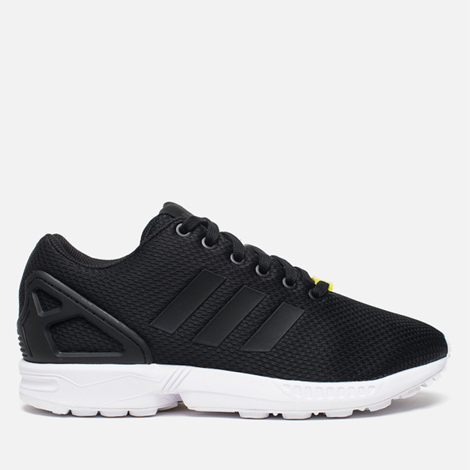 Мужские кроссовки adidas Originals ZX Flux Black/White