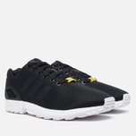 Мужские кроссовки adidas Originals ZX Flux Black/White фото- 1