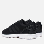 Мужские кроссовки adidas Originals ZX Flux Black/White фото- 2