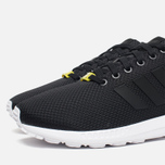 Мужские кроссовки adidas Originals ZX Flux Black/White фото- 5