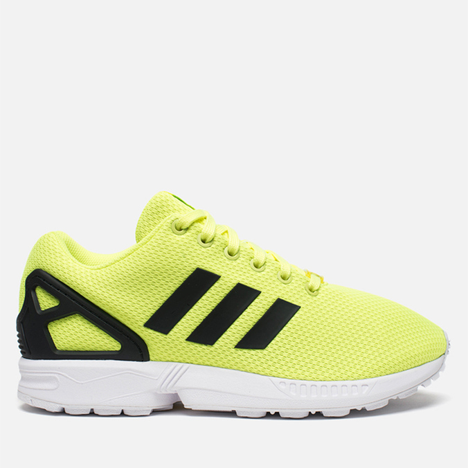 Мужские кроссовки adidas Originals ZX Flux Electricity/Yellow