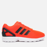 Мужские кроссовки adidas Originals ZX Flux Infrared/White фото- 0