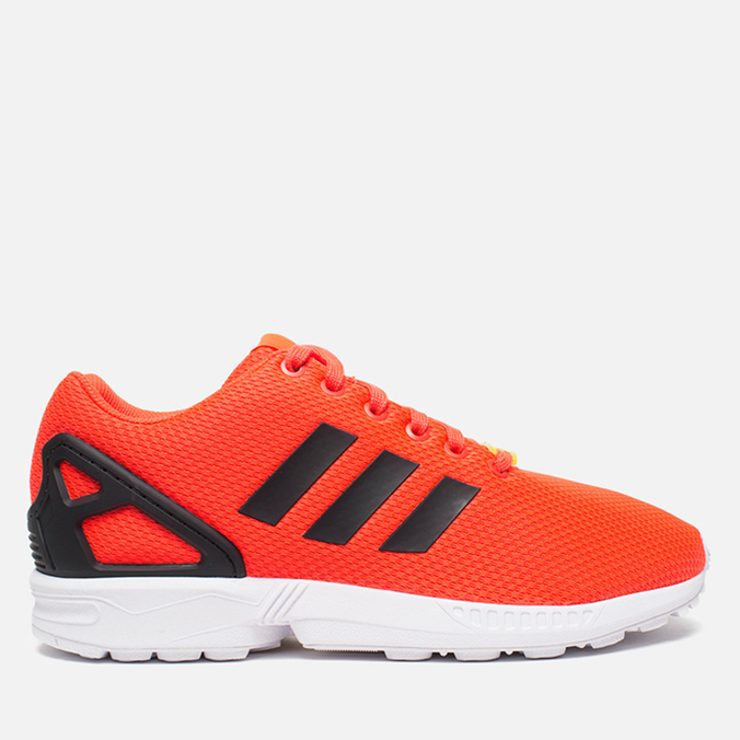 Мужские кроссовки adidas Originals ZX Flux Infrared/White