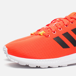 Мужские кроссовки adidas Originals ZX Flux Infrared/White фото- 5