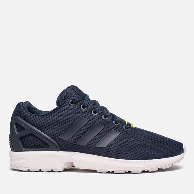 Мужские кроссовки adidas Originals ZX Flux Navy/White