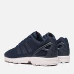 Мужские кроссовки adidas Originals ZX Flux Navy/White фото- 2