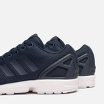 Мужские кроссовки adidas Originals ZX Flux Navy/White фото- 6