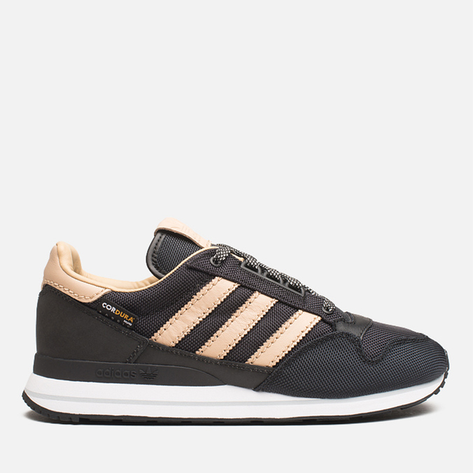 Мужские кроссовки adidas Originals ZX500 SNS Winter in Stockholm Black/Beige