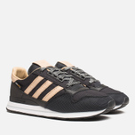 Мужские кроссовки adidas Originals ZX500 SNS Winter in Stockholm Black/Beige фото- 1