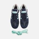Мужские кроссовки adidas Originals ZX710 Navy/Mint фото- 4