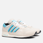 Кроссовки adidas Originals ZX710 White/Brcyan/Brown фото- 1