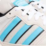 Кроссовки adidas Originals ZX710 White/Brcyan/Brown фото- 7