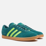 Мужские кроссовки adidas Originals Tobacco Rich Blue/Neon Green фото- 1
