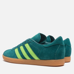 Мужские кроссовки adidas Originals Tobacco Rich Blue/Neon Green фото- 2