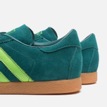 Мужские кроссовки adidas Originals Tobacco Rich Blue/Neon Green фото- 6