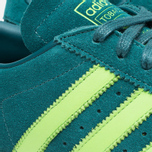 Мужские кроссовки adidas Originals Tobacco Rich Blue/Neon Green фото- 7