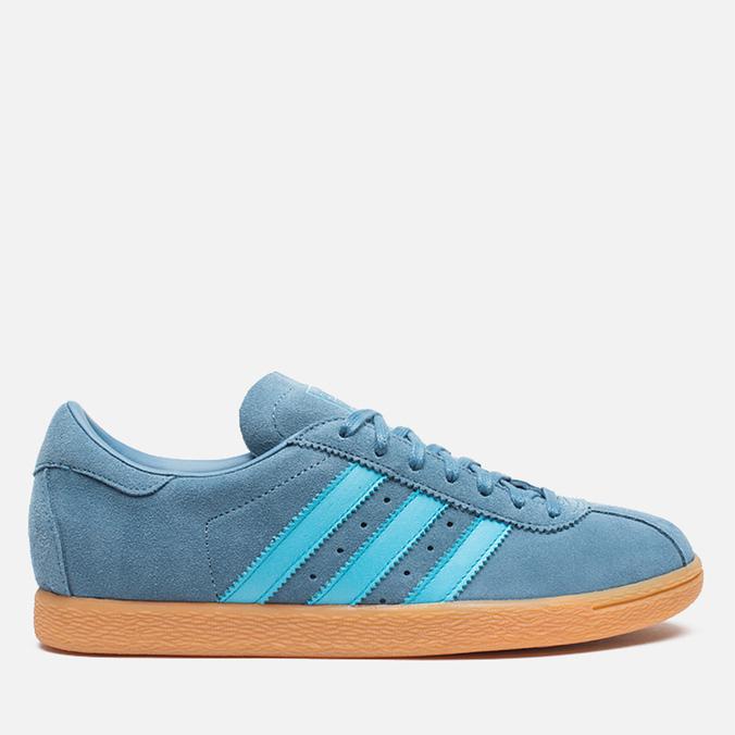 Мужские кроссовки adidas Originals Tobacco Stonewash Blue/Aqua