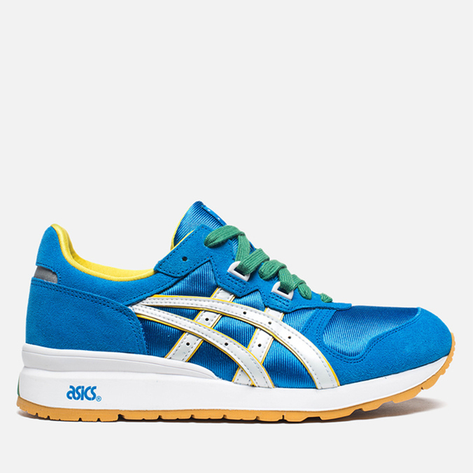Мужские кроссовки ASICS Gel-Epirus Brazil Pack Mid Blue/White