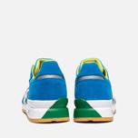 Мужские кроссовки ASICS Gel-Epirus Brazil Pack Mid Blue/White фото- 3