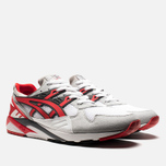 Asics Gel-Kayano Trainer White/Fairy Red photo- 1