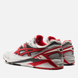 Asics Gel-Kayano Trainer White/Fairy Red photo- 2