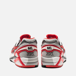 Asics Gel-Kayano Trainer White/Fairy Red photo- 3