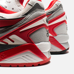 Asics Gel-Kayano Trainer White/Fairy Red photo- 6