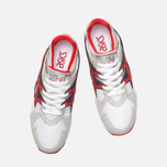 Asics Gel-Kayano Trainer White/Fairy Red photo- 4