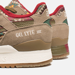 Мужские кроссовки ASICS Gel-Lyte 3 Aztec Pack Light Brown/Olive фото- 6