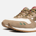 Мужские кроссовки ASICS Gel-Lyte 3 Aztec Pack Light Brown/Olive фото- 5